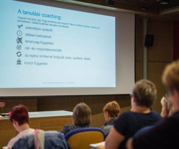 Vortrag Budapest Sprachenparade - Was ist Lerncoaching?