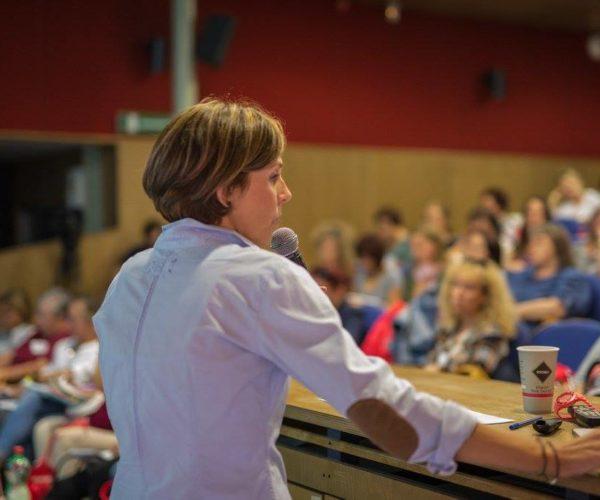 Vortrag zum Thema Lerncoaching - Sprachenparade Budapest