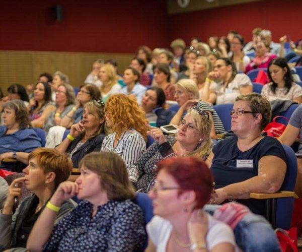 Vortrag Lerncoaching - das Publikum