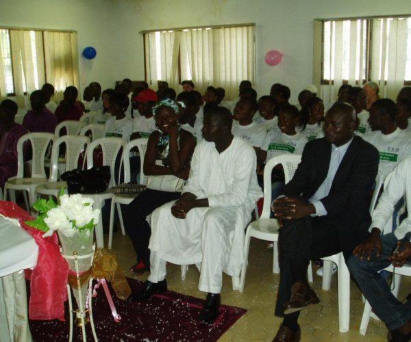 Awards Ceremony - ÖSD Language Exams Douala, Cameroon