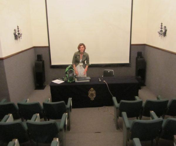 Deutschlehrer-Konferenz in Merida, Mexiko