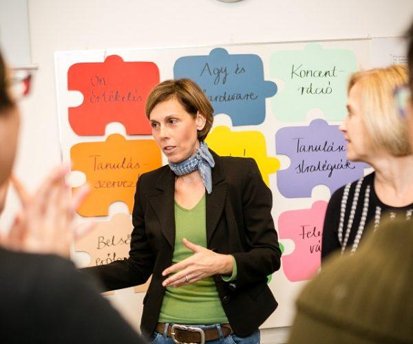 Lerncoaching Workshop für Sprachlehrer am Österreich Institut Budapestr