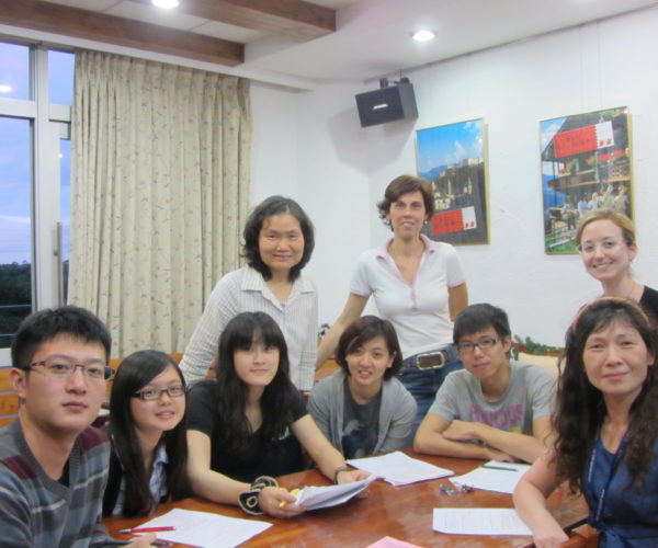 Preparation of the ÖSD Language Exams at the Kaohsiung University, Taiwan
