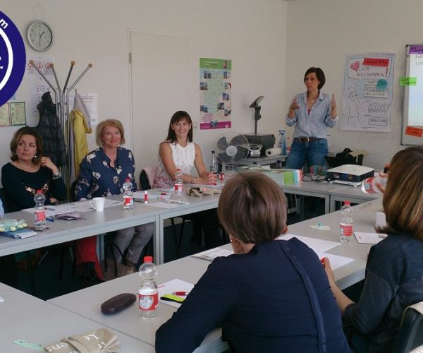 Workshop a MASK Nyelviskola tanárainak a Cornelsen Kiadó képviseletében