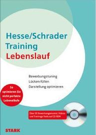 Training Lebenslauf - C1/C2